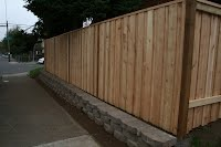 fence and wall